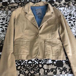 BB Dakota tan blazer/jacket